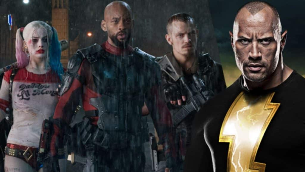 The Rock S Black Adam Might Appear In Suicide Squad 2