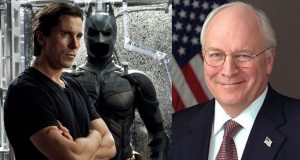 christian bale dick cheney backseat