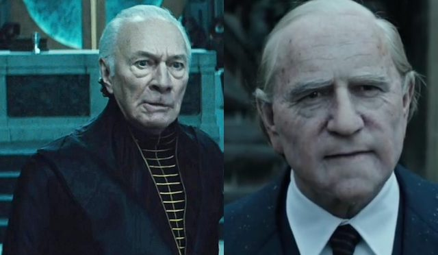 Christopher Plummer Kevin Spacey All The Money In The World