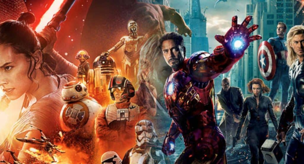 star wars marvel disney streaming service