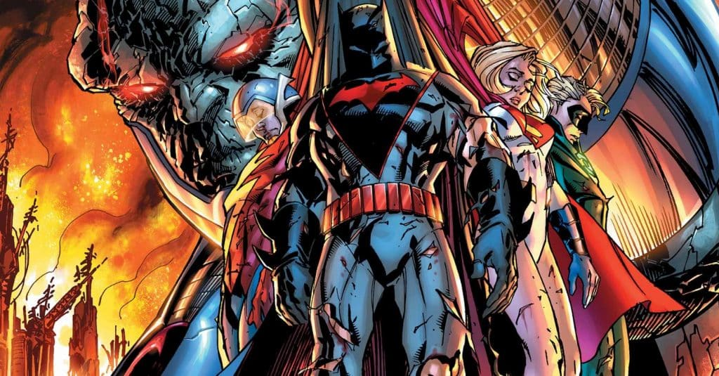 Earth 2 DC Comics