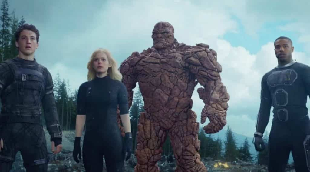 Fantastic Four Movie (2015)