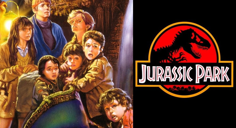 the goonies jurassic park easter egg connection