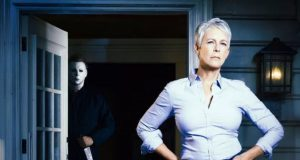 New Halloween Movie Michael Myers Jamie Lee Curtis