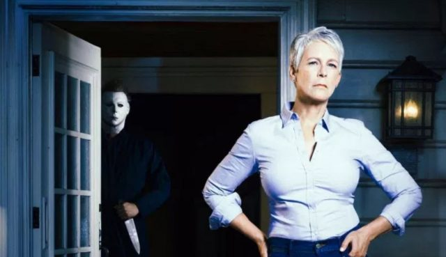 New Halloween Movie Michael Myers Jamie Lee Curtis