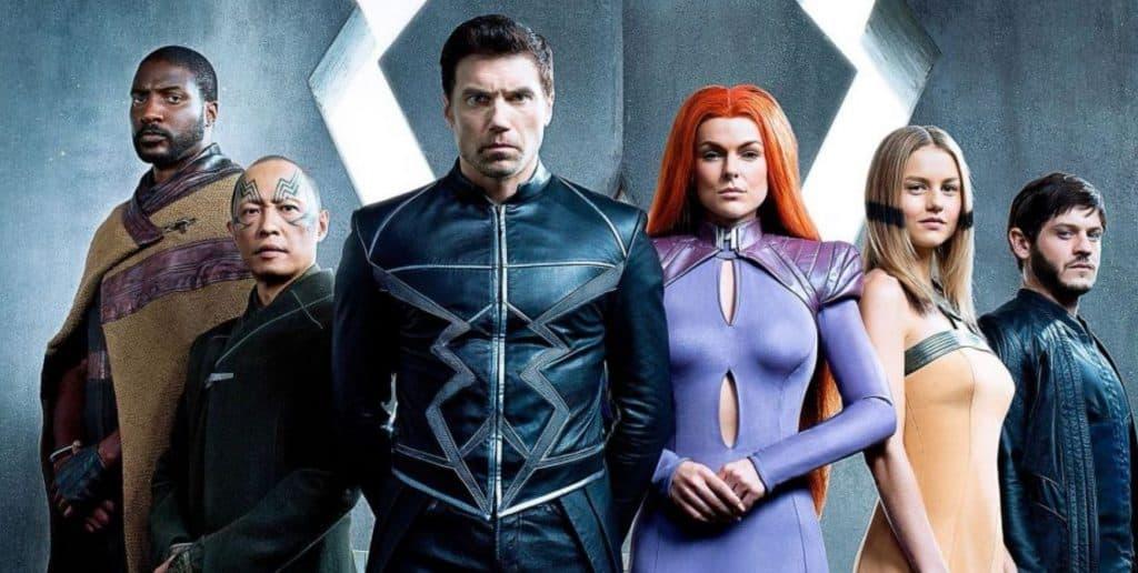 Marvel's Inhumans cast