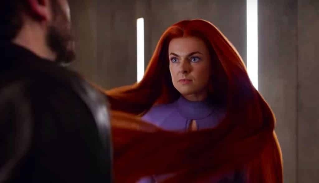 Marvel's Inhumans Medusa