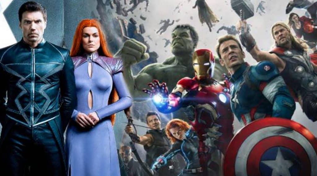 Marvel's Inhumans MCU