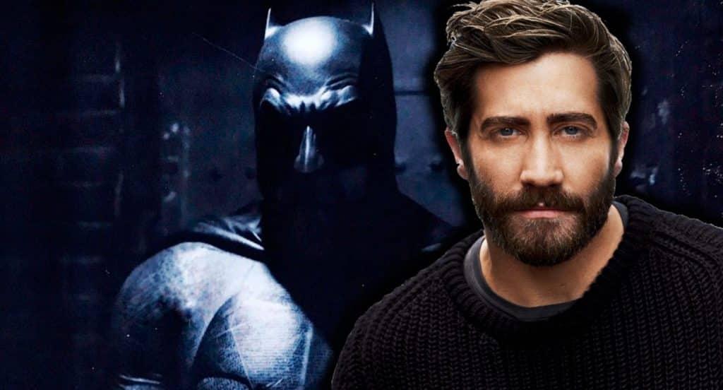 What Jake Gyllenhaal C... Jake Gyllenhaal Batman