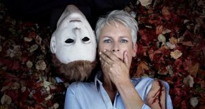 halloween jamie lee curtis michael myers