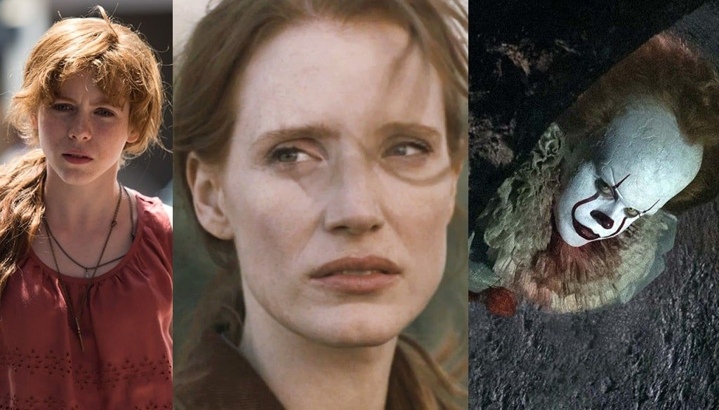 it: chapter 2 jessica chastain beverly marsh sophia lillis