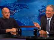 Louis C.K. Jon Stewart The Daily Show