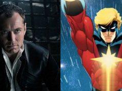 Captain Marvel Jude Law Mar-Vell