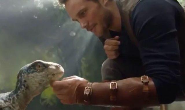 Jurassic World: Fallen Kingdom Chris Pratt