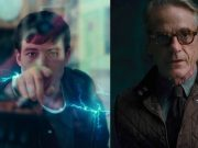 Justice League deleted scenes barry allen alfred