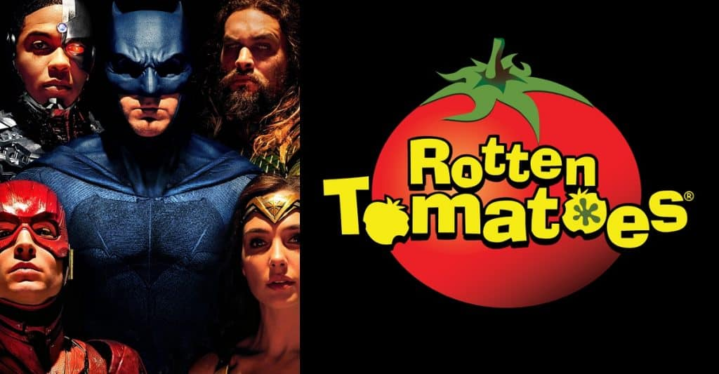 Rotten Tomatoes Won't Reveal 'Justice League' Score Until Opening Day