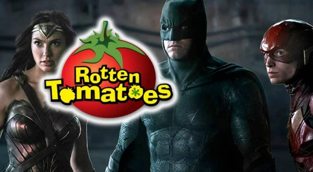 Justice League Rotten Tomatoes