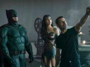 Justice League Ben Affleck Gal Gadot Zack Snyder