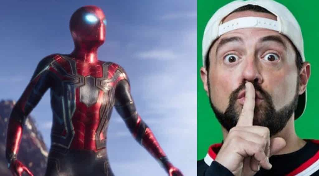 Avengers: Infinity War Trailer Kevin Smith