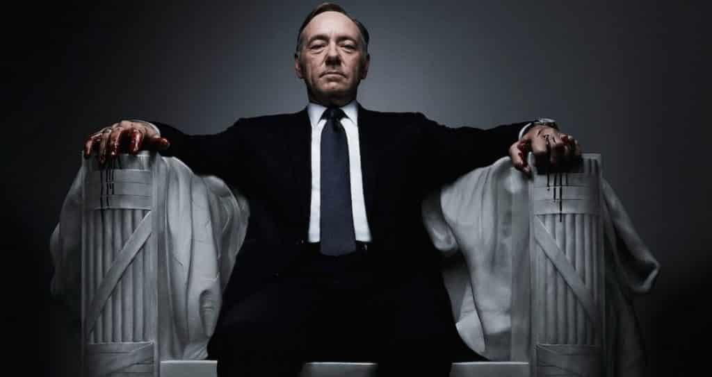 kevin spacey house of cards frank underwood