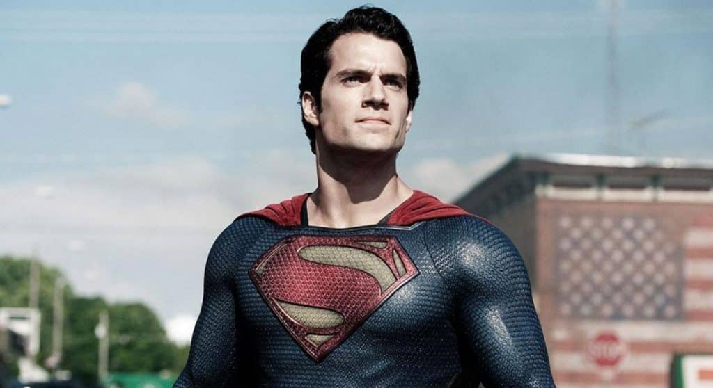Superman Henry Cavill Man of Steel