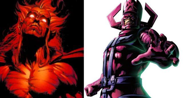 Mephisto Galactus Marvel Cinematic Universe