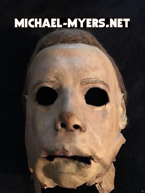 michael myers original mask