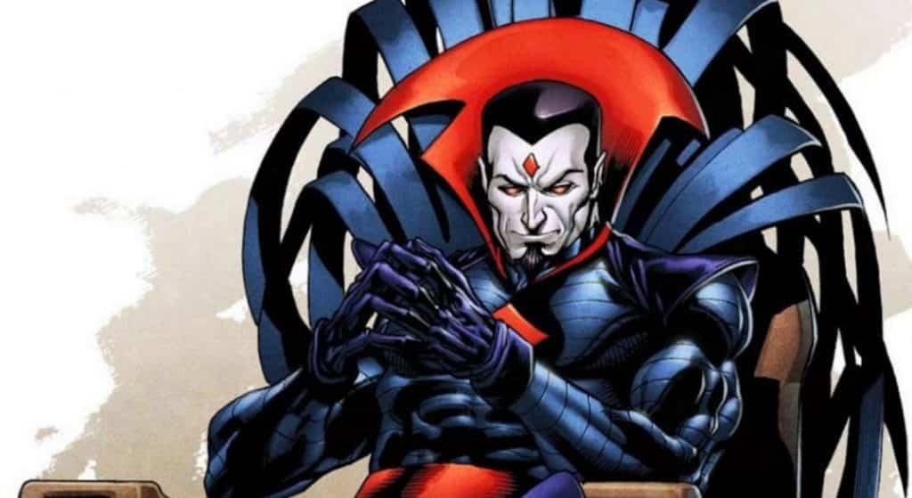 Mister Sinister Marvel