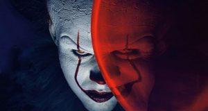 Pennywise the Clown IT Movie Bill Skarsgård