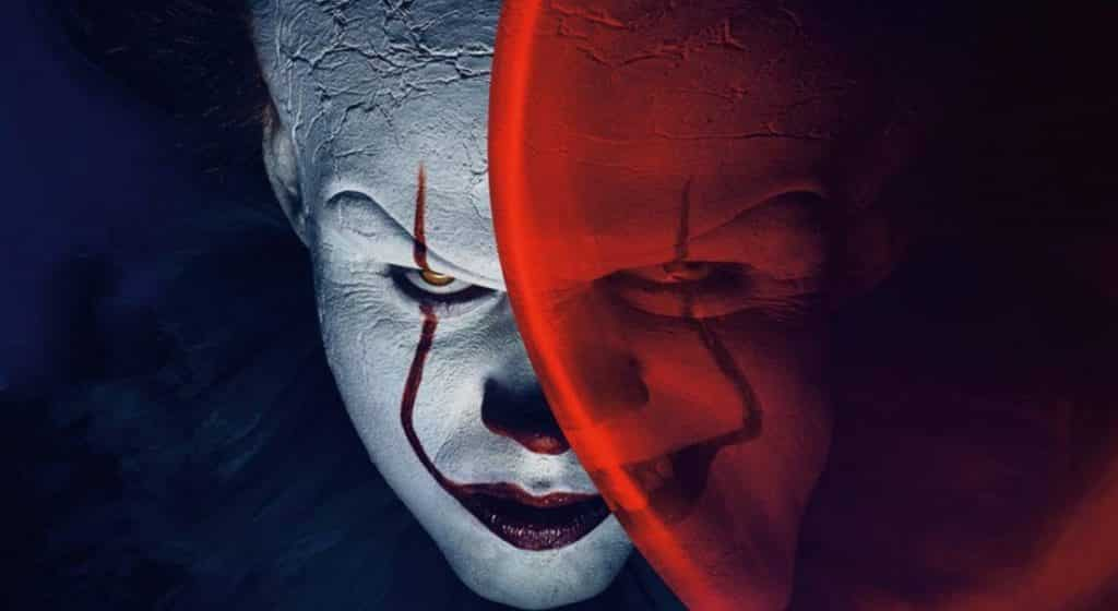 Pennywise the Clown IT Movie Bill Skarsgård