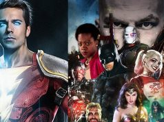 Sahzam! DCEU DC Extended Universe