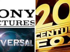 Sony Pictures Universal 20th Century FOX
