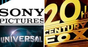 Sony Pictures Universal 20th Century FOX