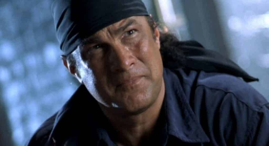 Steven Seagal Half Past Dead