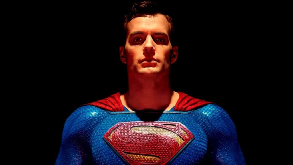 Justice League Superman Henry Cavill