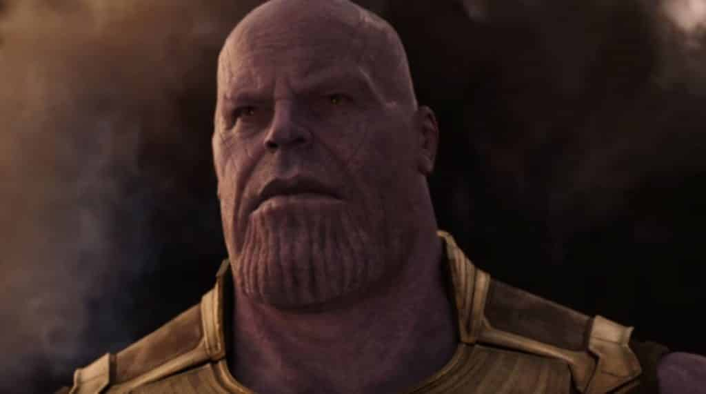 Why Thanos Doesn T Have His Helmet In Avengers Infinity War