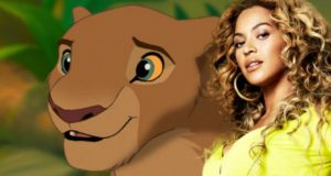 the lion king beyoncé nala
