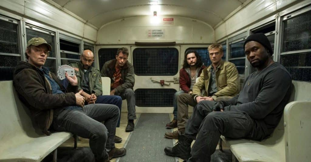 the predator cast thomas jane
