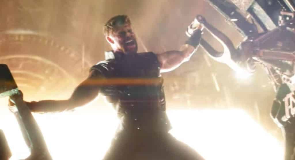 How Thor Gets A New Weapon In Avengers Infinity War