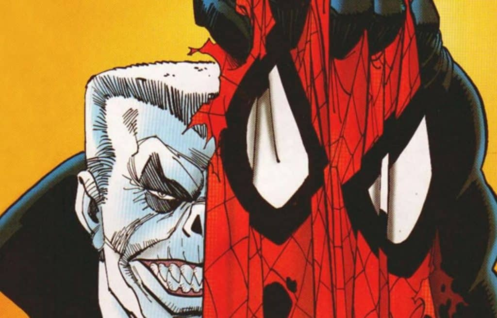 Tombstone Marvel Spider-Man