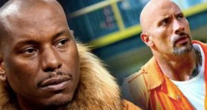 tyrese gibson dwayne the rock johnson fast and furious