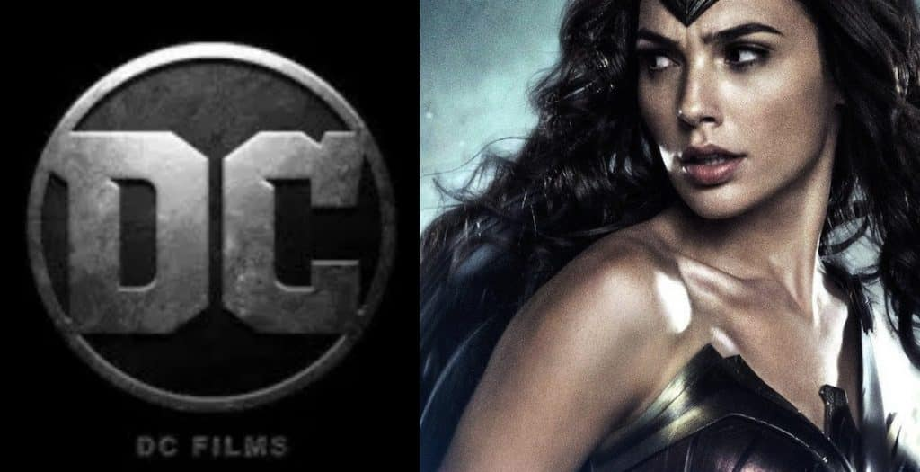 Wonder Woman DC Films