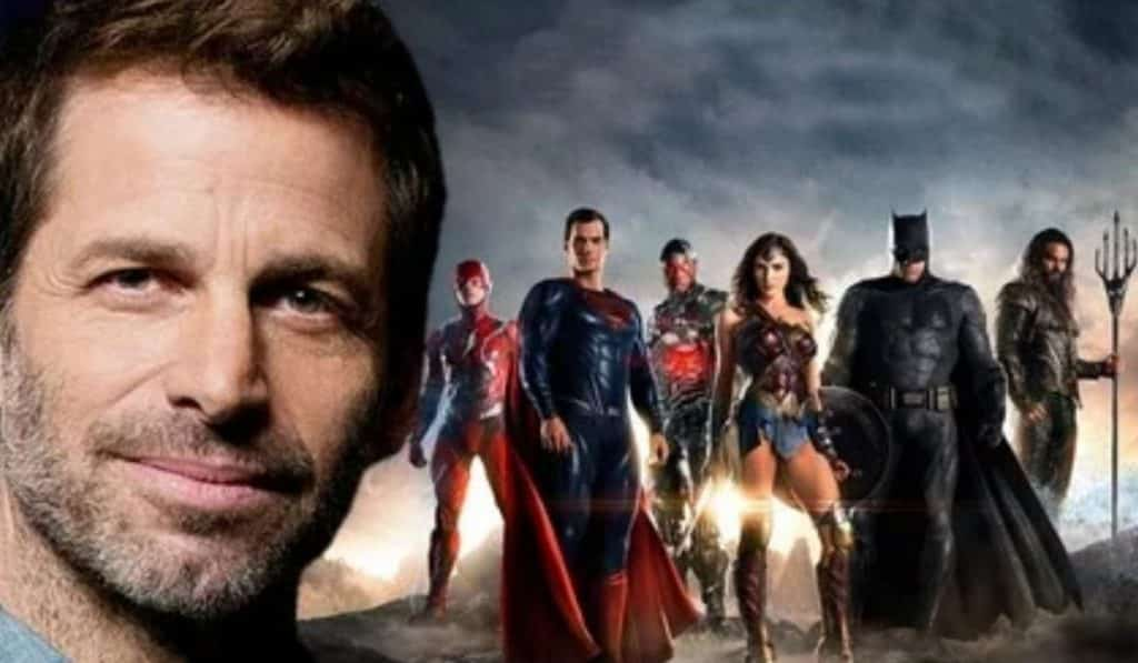 Zack Snyder Justice League Director's Cut