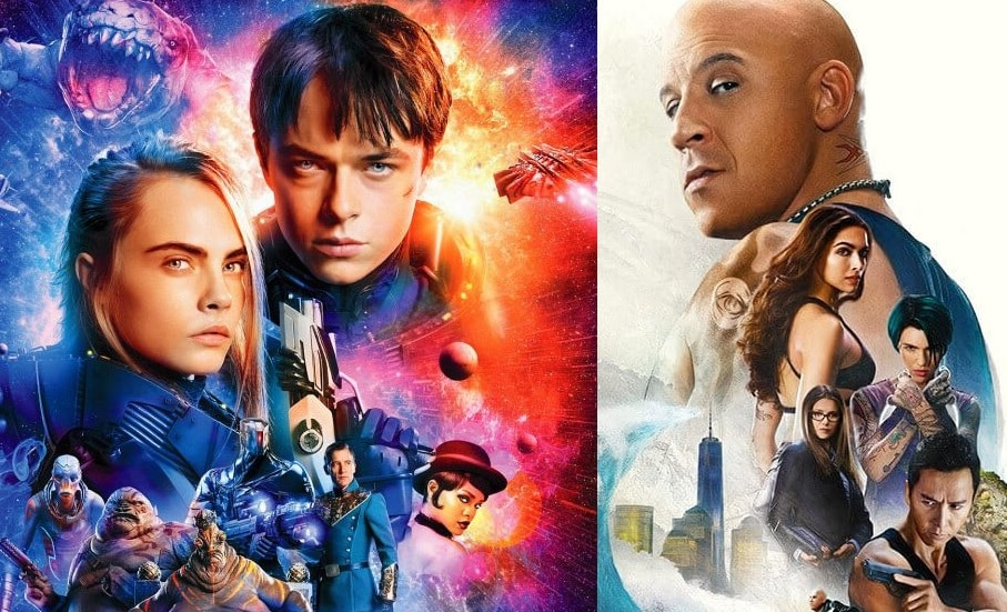 2017 Movies Valerian XXX