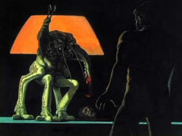 Alien Xenomorph Original Design
