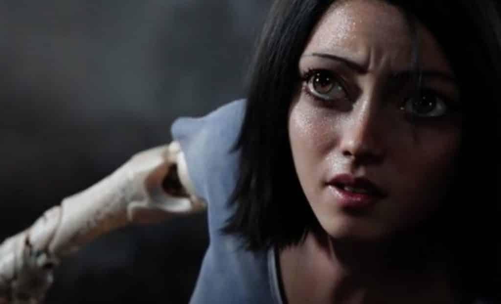 Alita: Battle Angel movie