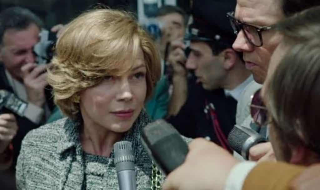 Michelle Williams All The Money In The World