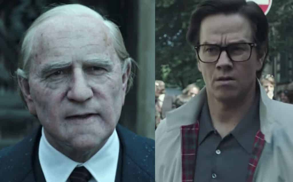 All The Money In The World Kevin Spacey Mark Wahlberg