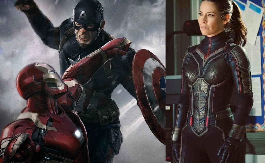 How 'Ant-Man And The Wasp' Ties Into 'Captain America ...