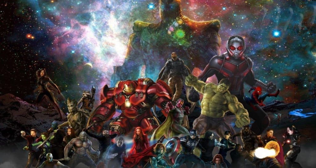 Avengers 4 Marvel Cinematic Universe